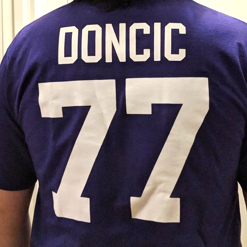 picture of Kings Doncic shirsey